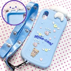 Kawaii Cinnamoroll iPhone X / XS Case Peekaboo Dog